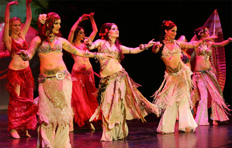 Bellydance Superstars