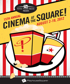 15th Annual Cinema at the Square