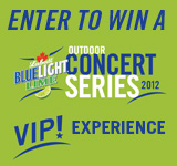 Blue Light Lime Concert VIP Contest