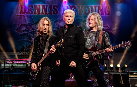 Dennis DeYoung: Music Of Styx