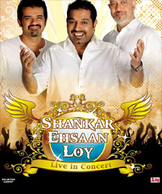 Shankar, Ehsaan, and Loy