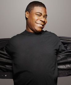 Tracy Morgan- Excuse My French