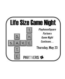 Partners Life Size Game Night