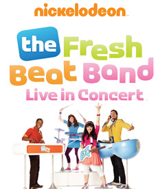 The Fresh Beat Band Live In Concert