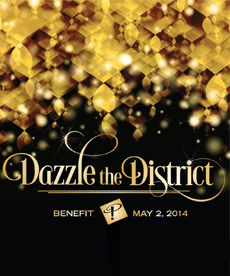 Dazzle the District