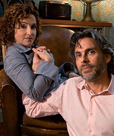 Michael Chabon & Ayelet Waldman