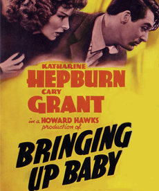 Cinema at the Square: Bringing Up Baby