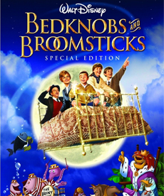 Cinema at the Square: Bedknobs and Broomsticks