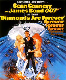 Cinema at the Square: Diamonds are Forever