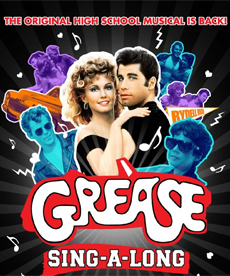 Cinema at the Square: Grease Sing-Along