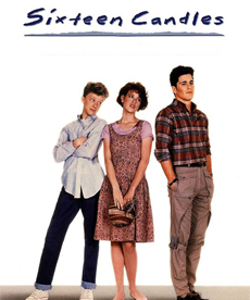 Cinema at the Square: Sixteen Candles