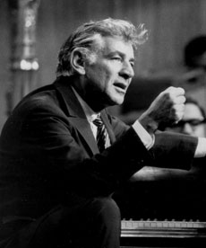 Maestro: Leonard Bernstein