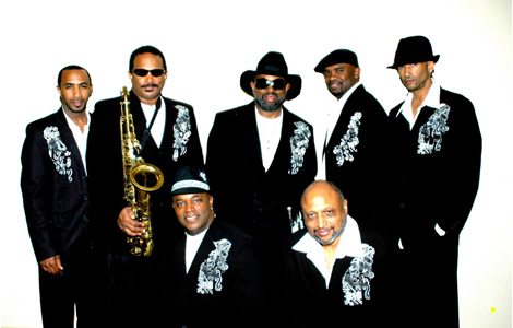 A Night of Classic Funk featuring Con Funk Shun