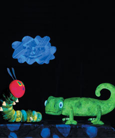 Children's Theater Series Workshop: The Very Hungry Caterpillar & Other Eric Carle Favorites