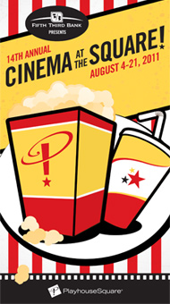 14th Annual Cinema at the Square
