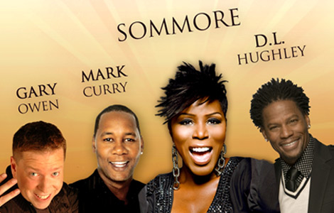 Royal Comedy Tour featuring Sommore