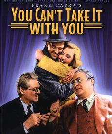Cinema at the Square: You Can't Take It with You
