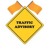 Latest Traffic Advisory