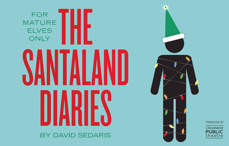 Partners Night at The Santaland Diaries