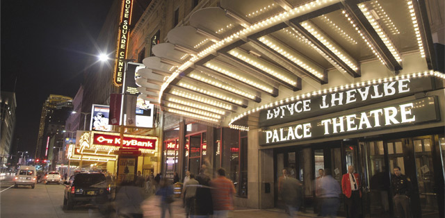 Palace Theatre Marquee